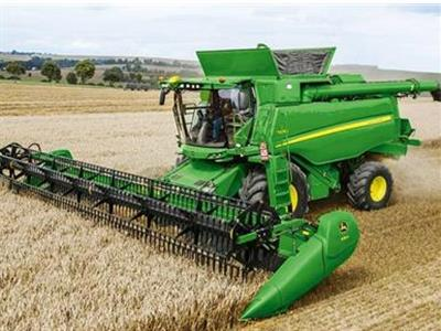 Farming machinery